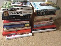 Bundle of 19 books