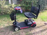 Mobility Scooter For Sale Bought & Then Not Needed