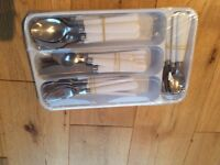 Brand new cutlery set for sale, ideal for Christmas