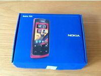 nokia 700 smart phone on the virgin network