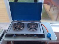 Campingaz 2 burner cooker