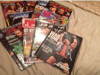 WWE magazine - may suit collector