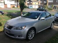 LEXUS IS 2.2 2010 /60 PLATE LOW MILEAGE CAR