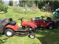 "Ride on mower Lawnflite MTD 30"". Recently rufurbished. Two for sale"