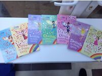Rainbow Magic books 43-49