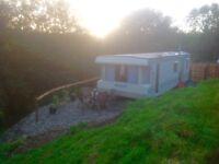 Static Caravan for hire .Sleeps 6 .Near Llandysul Ceredigion
