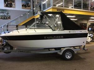 2015 Campion Brand New Explorer 542 SC