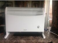 Electric heater. Wall / floor mounting