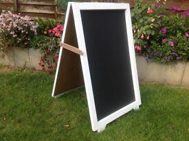 A Board / Sandwich Board