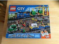 LEGO TRAIN SET 60052 - BRAND NEW !
