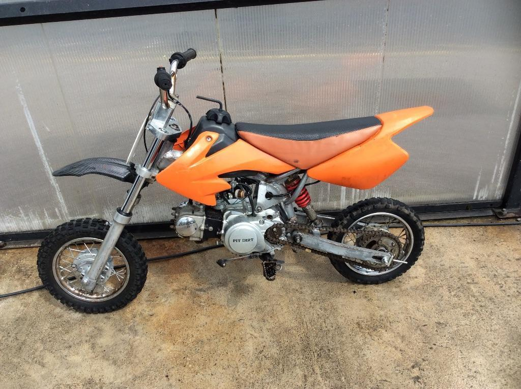 50cc ktm rep pit bike in burnley lancashire gumtree. Black Bedroom Furniture Sets. Home Design Ideas