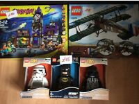 New LEGO- various