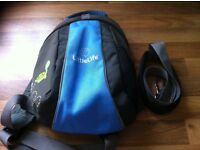 LittleLife toddler backpack with reins - excellent condition