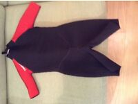 Age 6-8 wetsuit