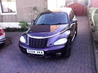 Chrysler pt cruiser limited edition 1 year mot good condition in and out