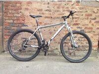 Trek marlin Mens 29er hardtail mountain bike