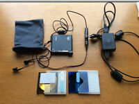 Sony Walkman® MZ-RH1 Personal MiniDisc Player/Recorder