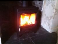 Aarrow ecoburn 5kw multifuel stove