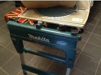 Makita flipper table saw 110v
