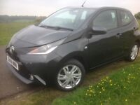 Toyota Aygo 1.0 VVT-i x-pression 5dr Man 2014 (14 Reg) Price £5450 Finance Arranged Inc PCP