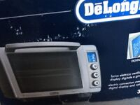 Delonghi Table top Electric Oven