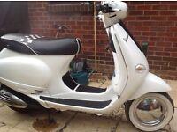 Vespa Piaggio Scooter 49cc