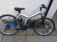 BRAND NEW FOLD UP BIKE FOR SALE