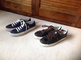 Boy's shoes Polo Ralph Lauren size 7/40