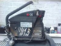 HobbyAir 210 air compressor (1.5hp)