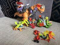 Fisher price imaginext dinosaurs