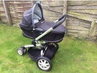 QUINNY PUSHCHAIR FOR SALE USED IN VERY GOOD CONDITION BARGAIN !!!
