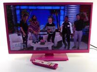 "Logik 24"" LCD TV/DVD Combi Model L24HEDP15, Freeview TV 0301906"