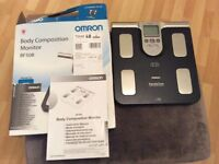 Omron Body Fat Analysing Scales