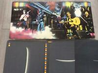 """Wings over America,Triple 12""""Vinyls,includes poster"""