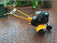 Partner ft 5054rb Rotavator with Briggs and Stratton engine.