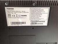 "Toshiba 19"" Digital Television"
