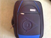 Small Dunlop suitcase