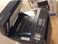 High-Speed Mono Laser All-in-One + Duplex, Fax, Network