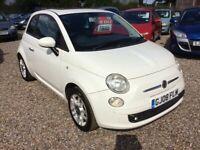 Fiat, 500, 1.4cc Full service history @ Aylsham Road Affordable Cars
