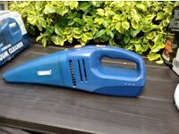 Cordless hand vacum cleaner