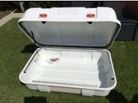 Motorhome/Caravan Storage Box