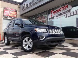 2016 Jeep Compass Sport/North Heated Leather 4x4