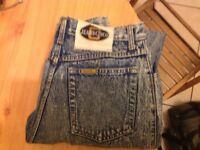 Cheap jack &jones Cisco Blue jeans £10