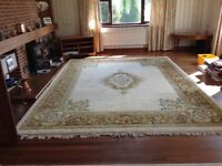 Large Traditional style rug