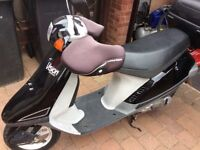Honda vision 50cc long mot ,low miles, very good condition