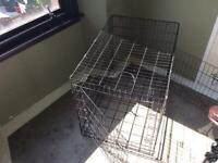 Ex large dog cage