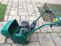 Qualcast Classic 35s Petrol Mower ** REDUCED**