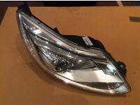2012 FORD FOCUS XENON DRIVER SIDE HEADLIGHT
