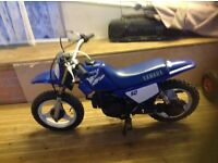 Pw50 for sale good running order my son has out grown it needs bigger bike