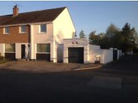 5 BEDROOM SEMI-DETACHED HOUSE FOR SALE IN LOCHARDIL INVERNESS